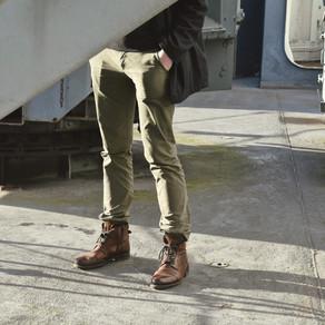Quelle coupe de pantalon pour un homme?