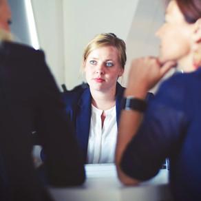 Réussir son entretien d'embauche (femme)