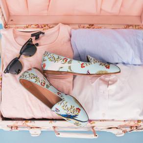 Quoi mettre dans la valise?