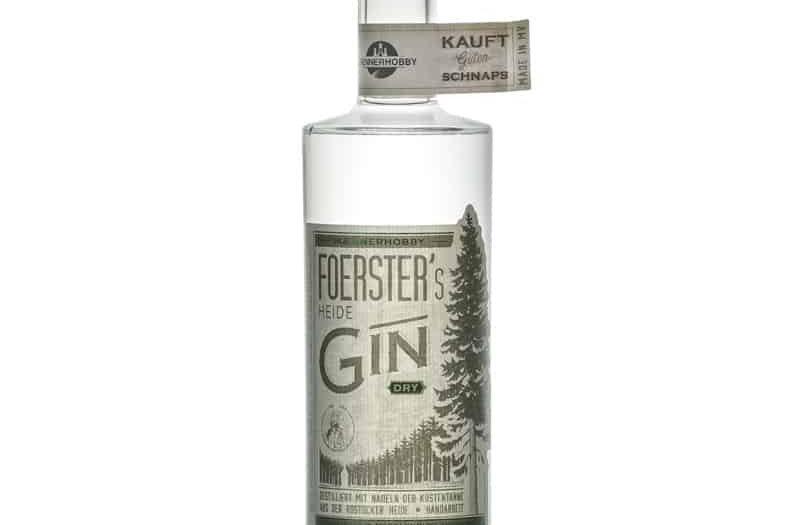 Försters Heide Dry Gin
