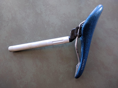 Soma saddle with seat post