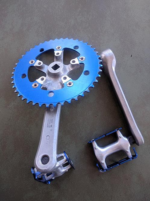 Origin 8 Crankset with pedals