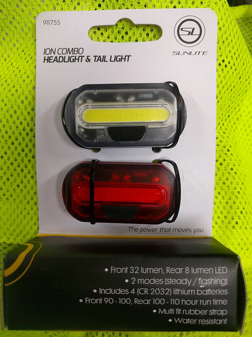 Front and Tail Light Set