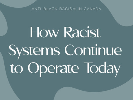 Anti-Black Racism and Healthcare: How Racist Systems Continue to Operate Today