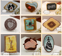 Cookie Design Técnicas Diversas I