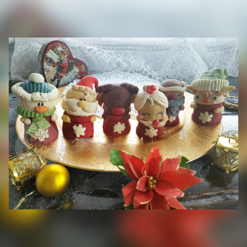 Tortinhas Modeladas