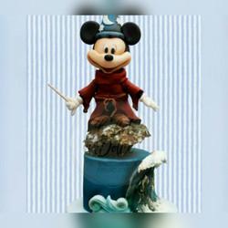 Dec. Bolo - Modelagem Mickey Fantasia