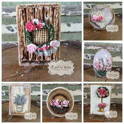 Cookie Design - Flores