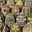 Thumbnail: Decorative Eggs 1000 Piece Jigsaw Puzzle