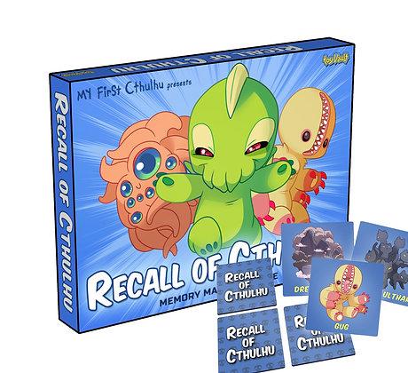 Recall of Cthulhu Game & Expansion Bundle