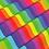 Thumbnail: Rainbow Wave 1000 Piece Jigsaw Puzzle