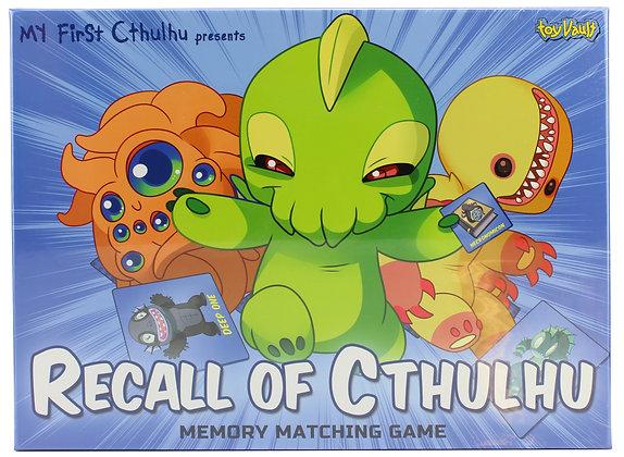 Recall of Cthulhu Memory Game