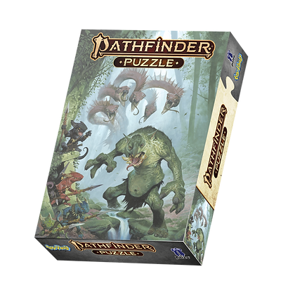Pathfinder Puzzles: Bestiary