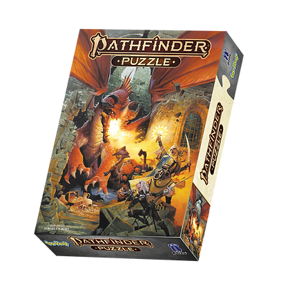 Pathfinder Puzzles: Core Rulebook