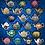 Thumbnail: Teapot Collection 1000 Piece Jigsaw Puzzle