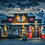 Thumbnail: Country Store at Night 1000 Piece Jigsaw Puzzle