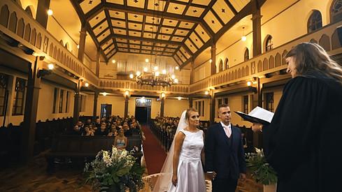 Casamento Andrea & Thiago