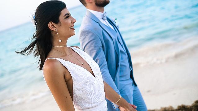 Casamento em Punta Cana - Pri e Robi