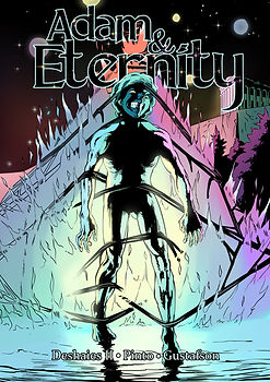 Adam and Eternity Cover 1A Recolor Lette