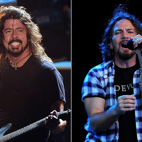 Eddie Vedder e Foo Fighters: artistas se apresentaram ao vivo no Global Citizen Festival com público