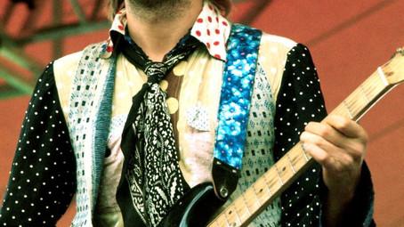 """Eric Clapton: """"não sei como sobrevivi nos anos 70"""""""