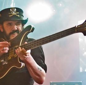 Motorhead: Top 05 baixistas preferidos de Lemmy Kilmister