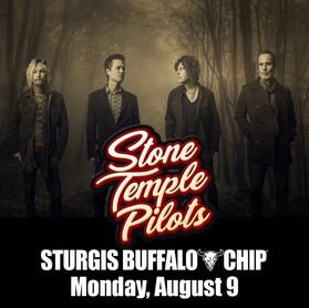 Stone Temple Pilots: setlist do show em Sturgis, EUA - 09/08/2021