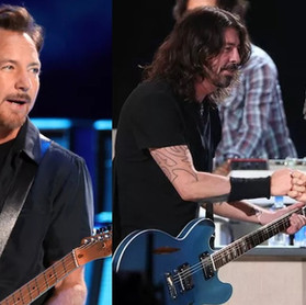 Eddie Vedder e Foo Fighters: vídeo profissional das apresentações no Global Citizen Festival 2021