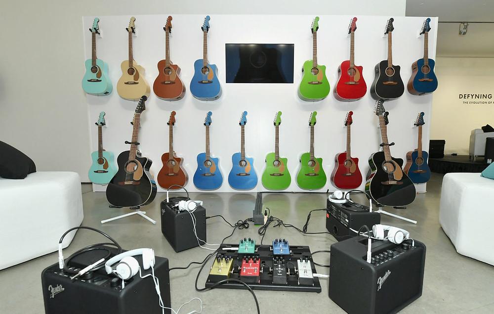 Rock, Fender