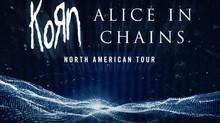 """Korn: """"os caras do Alice in Chains são pessoas gentis e educadas"""""""