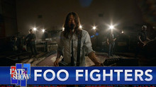 "Foo Fighters: outra performance na TV da música ""Shame Shame"""