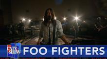 "Foo Fighters: outra performance na TV da música ""Shame Shame"""