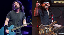 "Foo Fighters: ""queria que Lemmy Kilmister estivesse vivo para ouvir a música 'No Son of Mine'"""