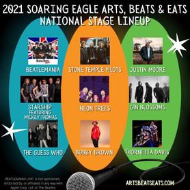 Stone Temple Pilots: setlist do show no Arts, Beats & Eats Festival, Detroit - 03/09/2021