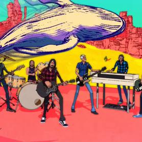 """Foo Fighters: lançado clipe para a canção """"Chasing Birds"""""""