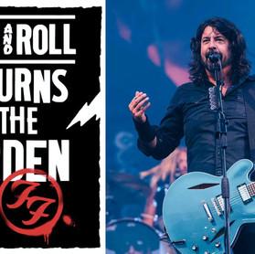 Foo Fighters: confirmado 1º show de retorno para 20 de junho de 2021