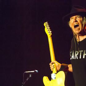"""Neil Young: quando mandou uma carta para a MTV chamando-os de """"idiotas covardes"""""""
