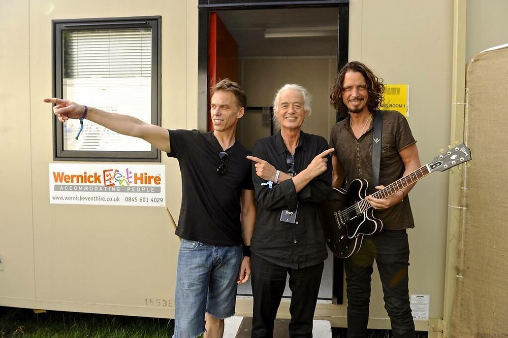 Soundgarden, Led Zeppelin