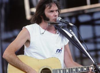 Neil Young: Top 06 músicas definitivas de sua carreira solo - Parte 6 (última)