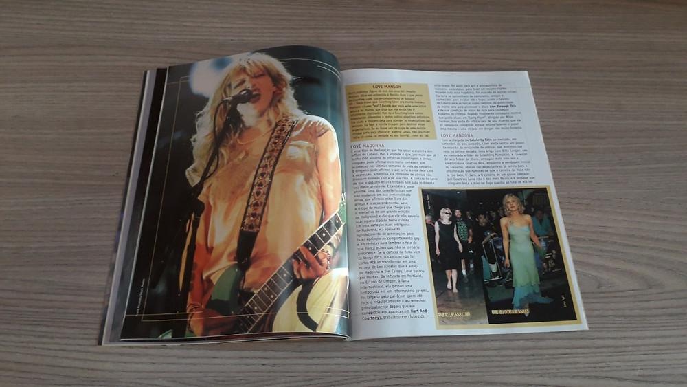 Courtney Love, Hole, Nirvana