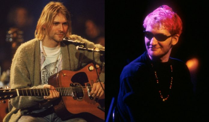 Alice in Chains, Nirvana