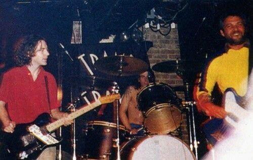 Mike Watt, Pearl Jam, Nirvana, Foo Fighters