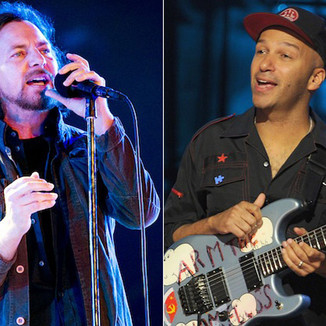 "Tom Morello: ""os grandes feitos de escalada de Vedder durante 'Porch'"""