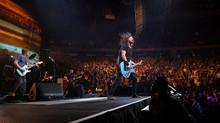 Foo Fighters: anunciando show no Forum de Los Angeles para 17 de julho de 2021