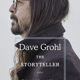 """Dave Grohl: livro biográfico a caminho, """"The Storyteller"""""""