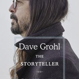 """Dave Grohl: trailer lançado em divulgação ao livro """"The Storyteller: Tales of Life and Music"""""""