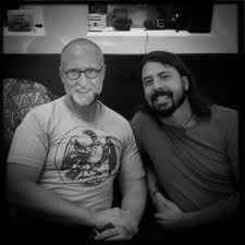 Dave Grohl: admitindo a influência da banda Husker Du no som do Foo Fighters