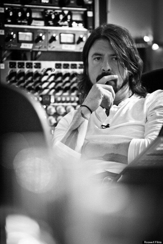 Foo Fighters, Nirvana