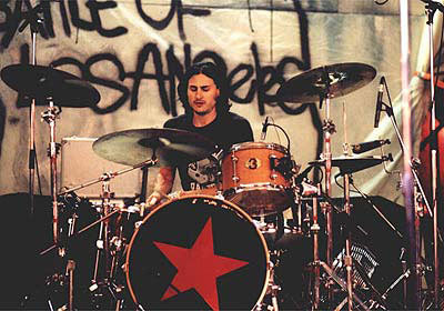 Rage Against The Machine, Pearl Jam