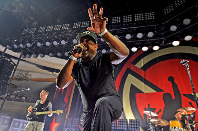 Prophets of Rage, Rage Against The Machine